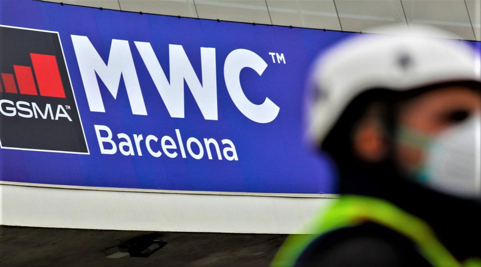 Ada Colau En Porno mobile world congress in barcelona called off over