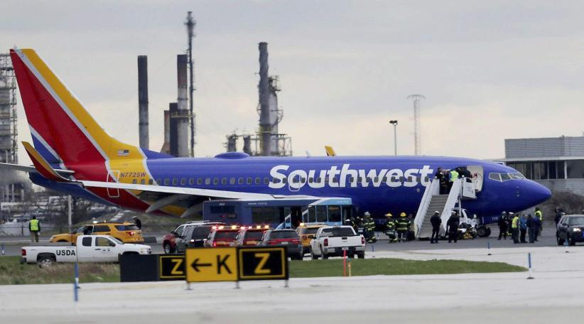 1 dead in Southwest Airlines flight emergency landing in Philadelphia –  live updates ad947ee13